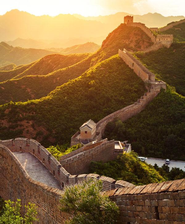 Kina-Beijing panorama